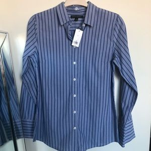 Banana Republic fitted button down NWT